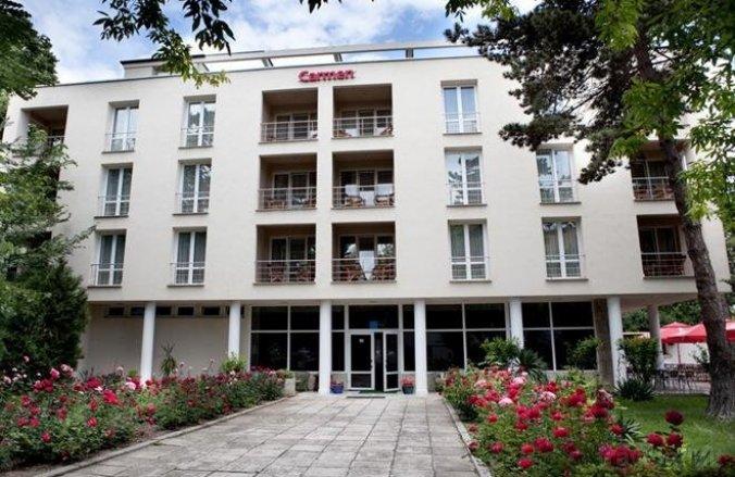 Hotel Carmen Eforie Nord