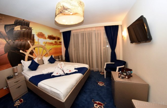 Bicaz Pirates Resort Hotel Mamaia