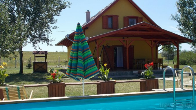 Ziza Vacation house Békésszentandrás