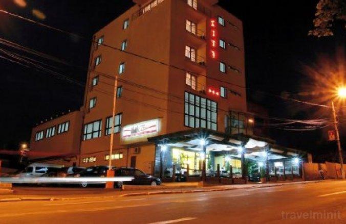 City - Tulcea Hotel Tulcsa