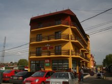 Motel Sântion, Stil Motel