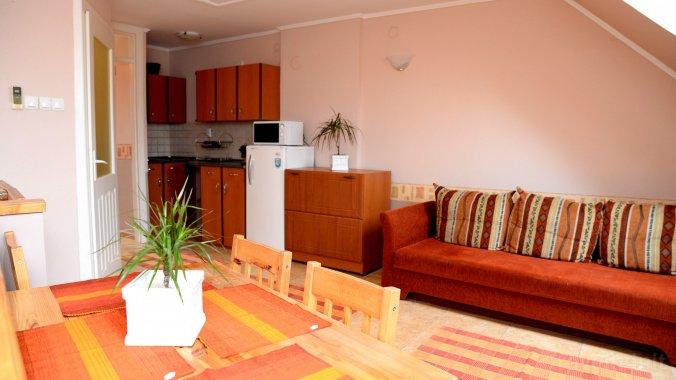 Apartament Abbázia Giula