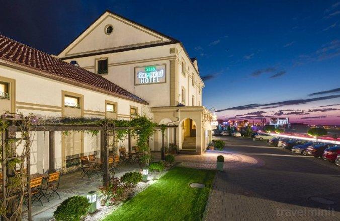 Hotel Sonnenhof Suceava