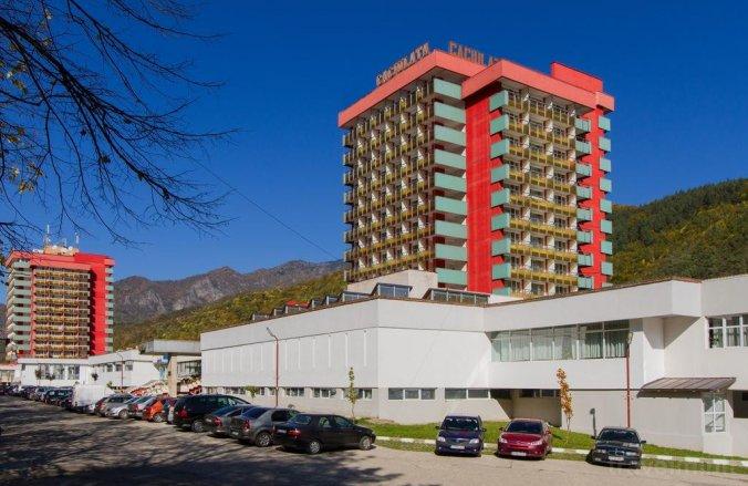 Complex Balnear Cozia Hotel Călimănești