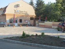 Accommodation Miskolctapolca, Patak-Party Apartments