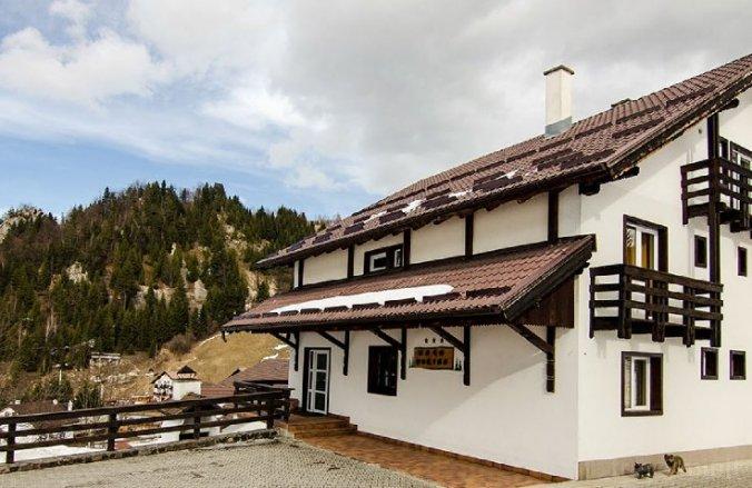 Vila Dorina Moieciu de Sus