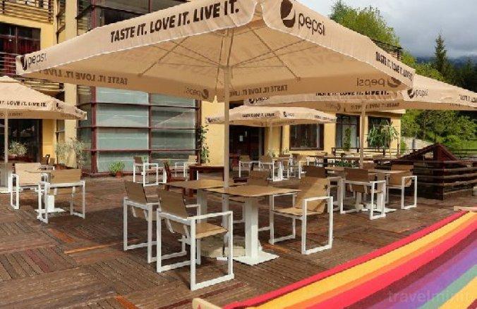 Mistral Resort Hotel Felsőmoécs