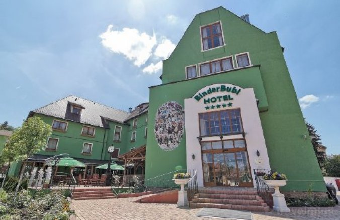 Hotel Mercure Binderbubi Sighișoara