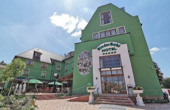 Mercure Binderbubi Hotel Segesvár