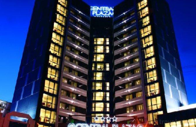 Central Plaza Hotel Karácsonkő
