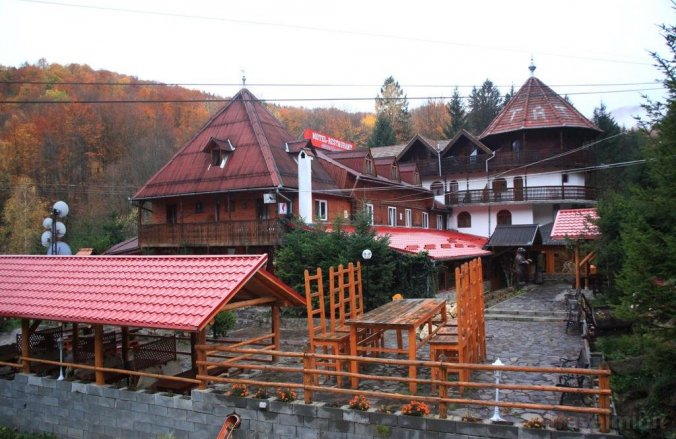 Cetate Guesthouse Băile Balvanyos