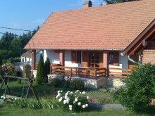 Cazare Kiskinizs, Casa de oaspeți Galambos