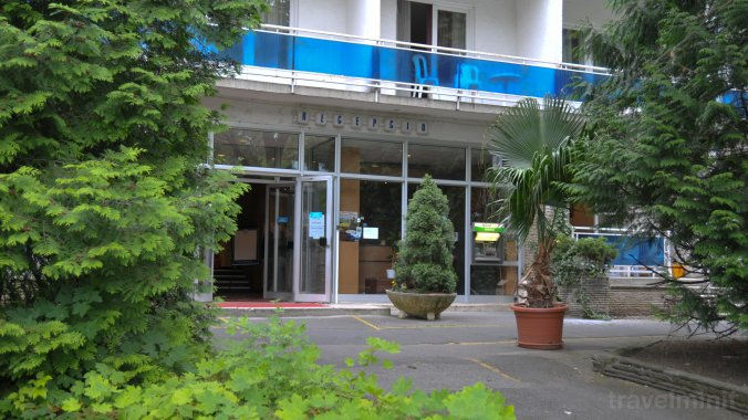 Club Aliga Üdülőközpont Balatonvilágos