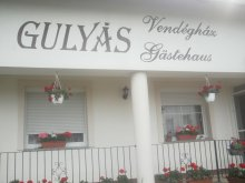 Casă de oaspeți Nagygeresd, Casa de oaspeți Gulyás