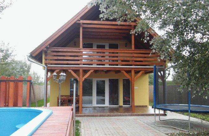 Vendi-lak Vacation house Békésszentandrás