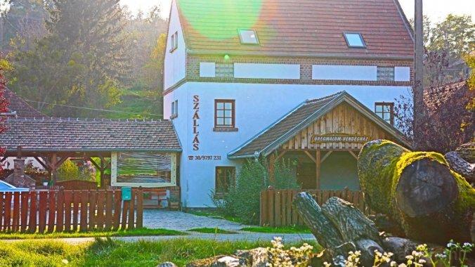 Casa de oaspeți Öreg Malom Kustánszeg