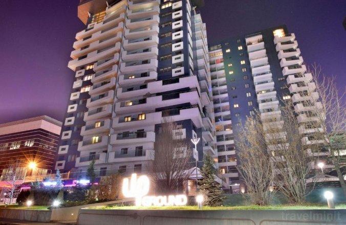 Upground Residence Apartments Bucharest