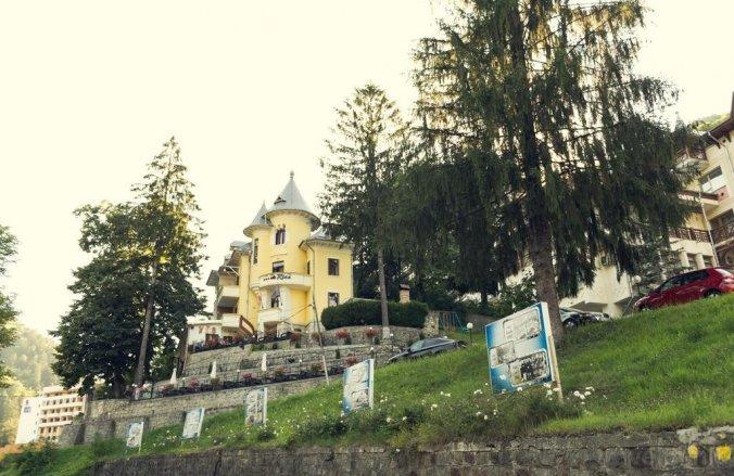 Rica Villa Slănic Moldova
