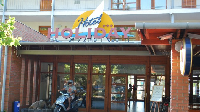 Hotel Holiday Siofok