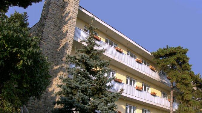 Hotel Fenyves Panoráma Pécs