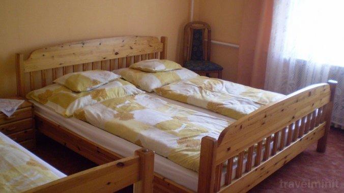 Árnyas Guesthouse Mikófalva