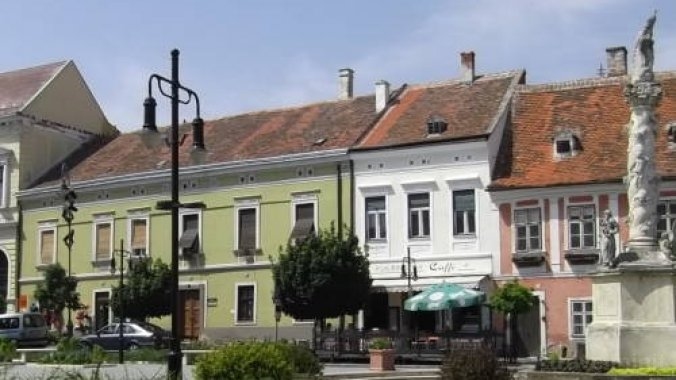 Casa de oaspeți Dóra Kőszeg