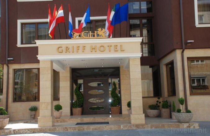 Griff Hotel Zilah