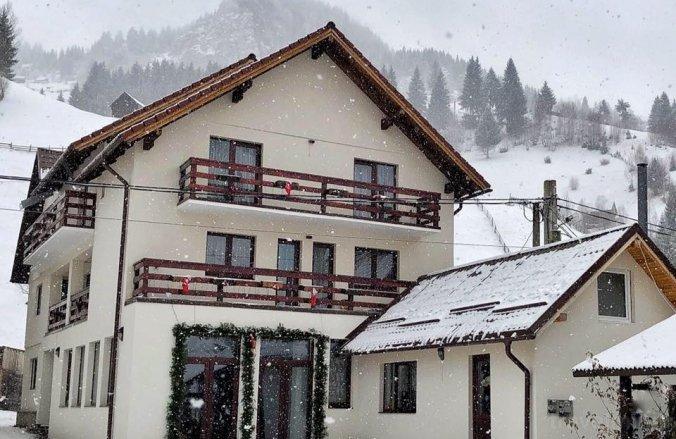 Izvorul Muntelui Guesthouse Moieciu de Sus