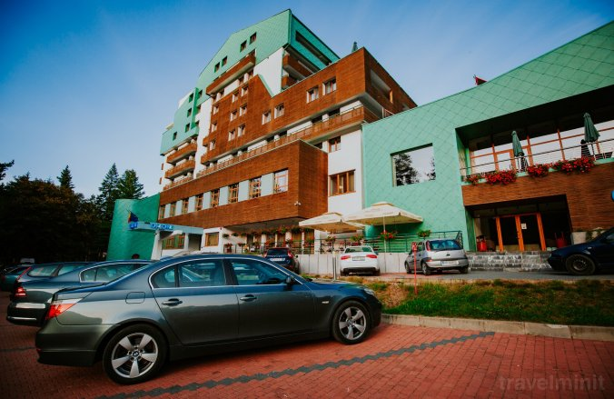 Hotel O3zone Băile Tușnad