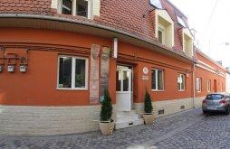 Hostel Bizușa-Băi, Retro Hostel