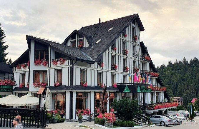 Escalade Hotel Brassópojána