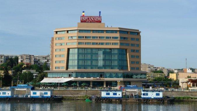 Hotel Esplanada Tulcea