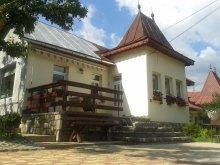 Nyaraló Székelyderzs (Dârjiu), Căsuța de la Munte Kulcsosház