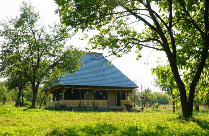 Căsuța din Grădina Breb