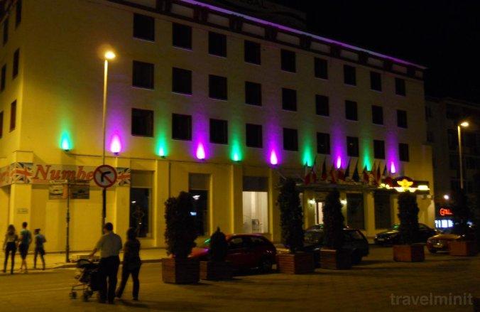 Hotel Bistrita Bacău