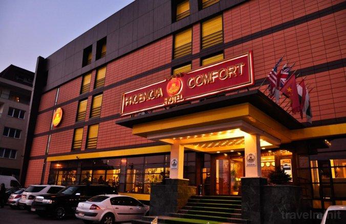 Phoenicia Comfort Hotel Bukarest