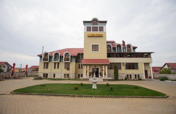Casa Traiana Panzió Gyulafehérvár