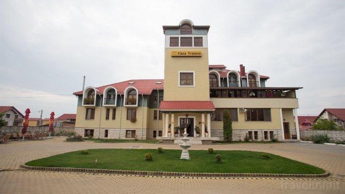 Pensiunea Casa Traiana Alba Iulia