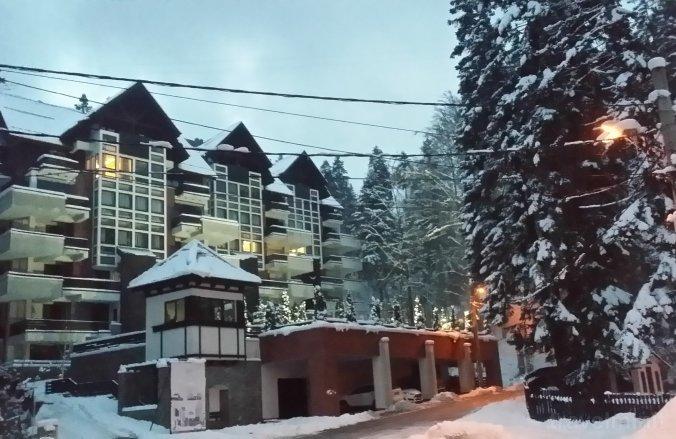 13-16th Oxygen Residence Apartment Sinaia
