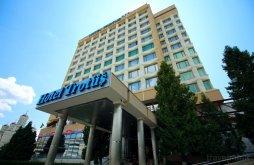 Hotel Anghelești, Hotel Trotus