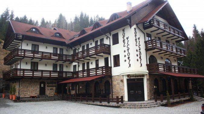 Hotel Victoria Borșa