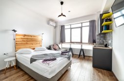 Apartman Alsógezés (Ghijasa de Jos), Sunrise Studio Deluxe