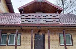 Casă de oaspeți Totoești, Casa de oaspeți Domeniul Teodorescu