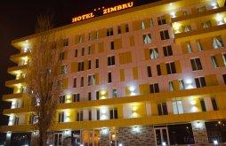 Hotel near Palace of A.I. Cuza from Ruginoasa, Zimbru Hotel