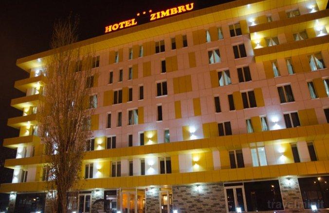 Zimbru Hotel Jászvásár