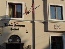 Pensiune Ocna Sibiului, Pensiunea Cardinal