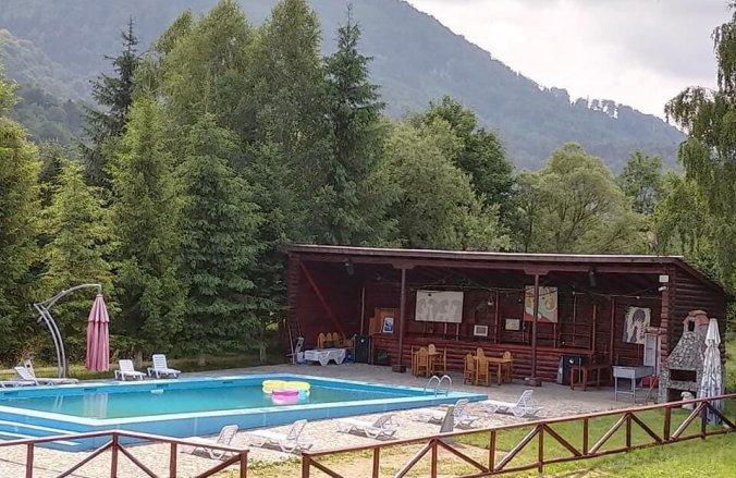 Hanul Lupilor Wolves Inn Râșnov