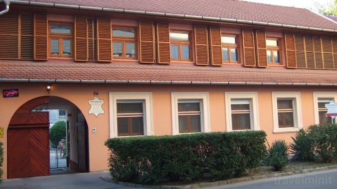 Pensiunea Tímárház Szeged