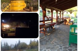 Accommodation Borcut, Family Time Chalet