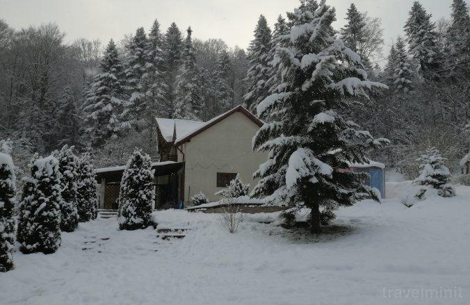 Casa Elena Slănic Moldova